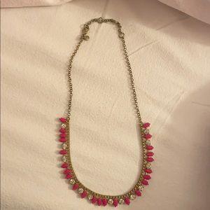 J. Crew costume jewelry necklace